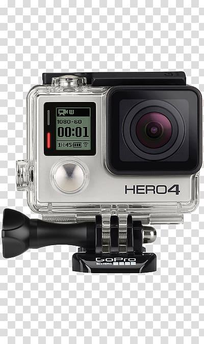GoPro HERO4 Black Edition Action camera GoPro HERO4 Silver.