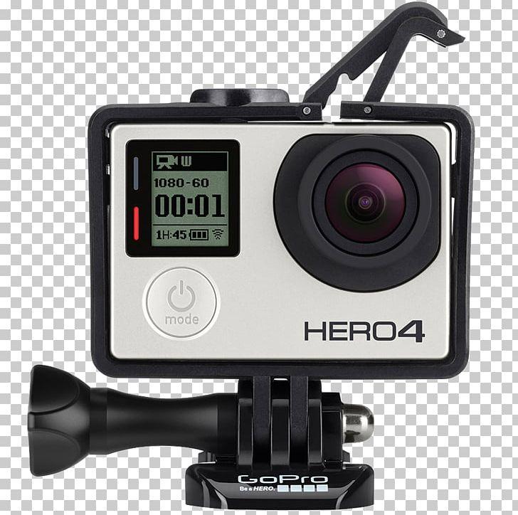 GoPro HERO4 Black Edition GoPro HERO4 Silver Edition Camera.