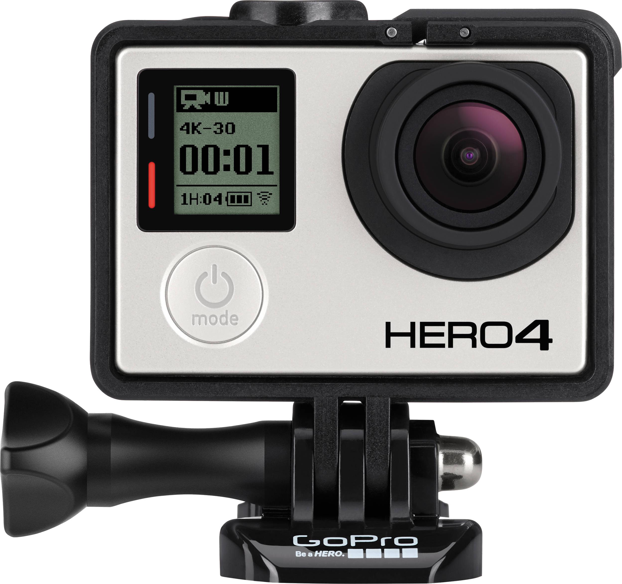 Gopro Hero 4 Black Transparent & PNG Clipart Free Download.