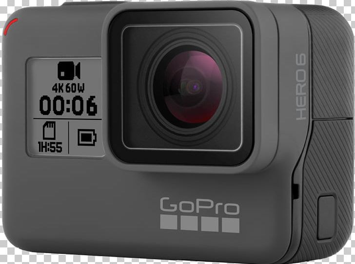 Camera Lens GoPro HERO5 Black GoPro HERO6 Black PNG, Clipart.