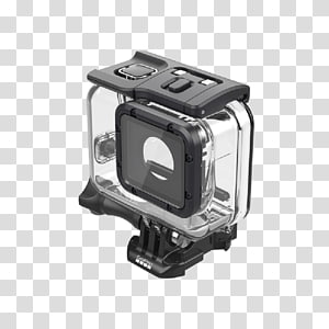 Gopro Hero6 Black transparent background PNG cliparts free.