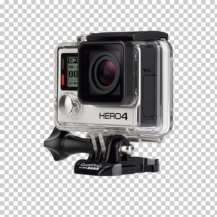 GoPro HERO4 Black Edition Camera GoPro HERO6 Black, GoPro.