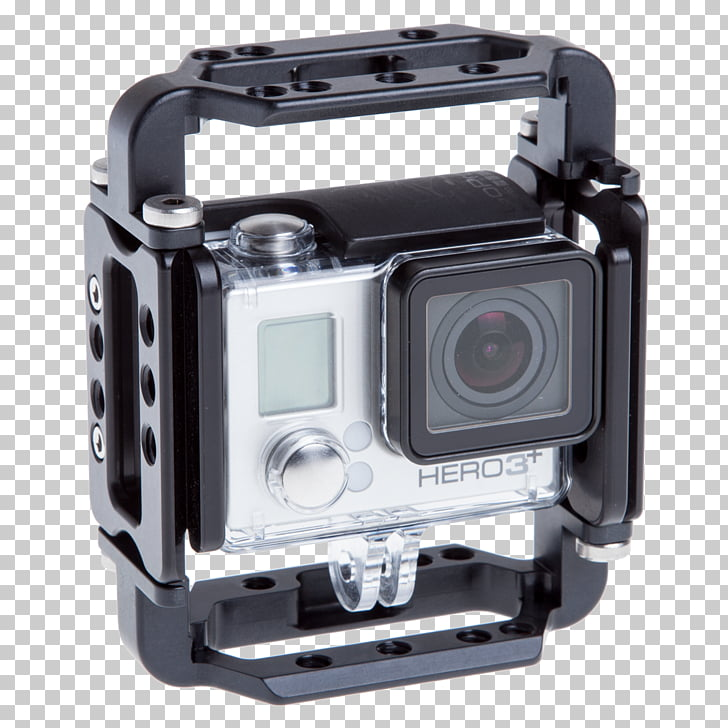 GoPro Hero 4 Action camera, gopro cameras PNG clipart.