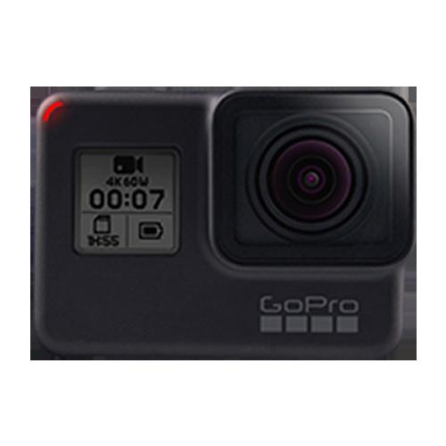 GoPro Hero 7 Black Camera.