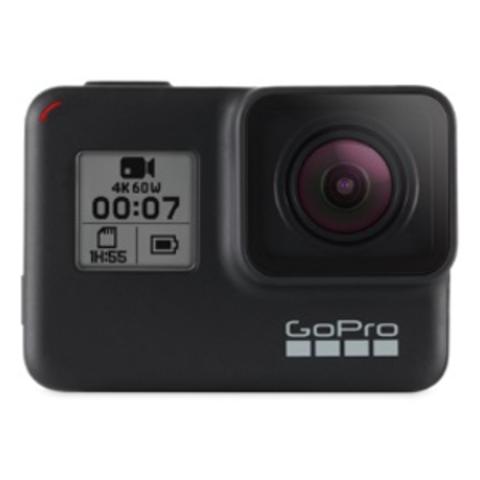 GoPro Hero 7 Black.