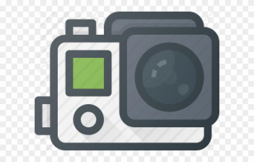 Gopro Camera Clipart Sport.