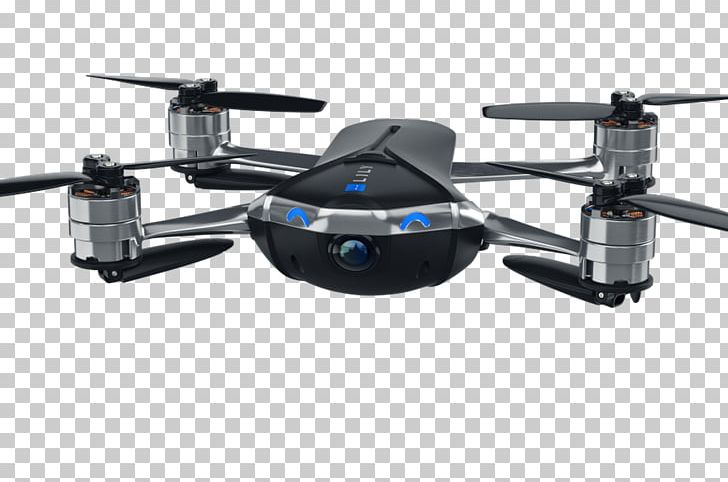 Unmanned Aerial Vehicle GoPro Karma Lily Robotics PNG.