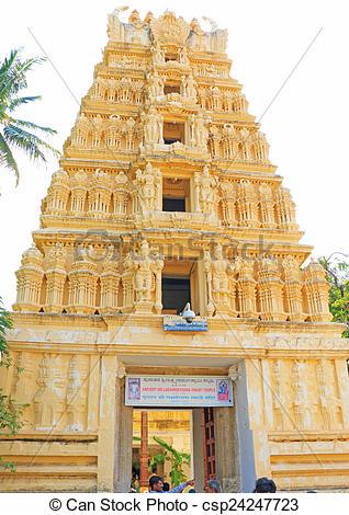 Gopuram clipart.