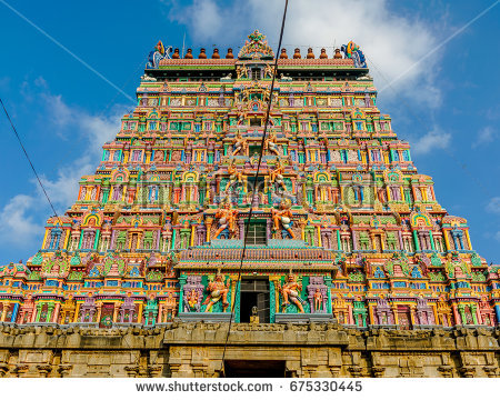Temple gopuram clipart 5 » Clipart Station.