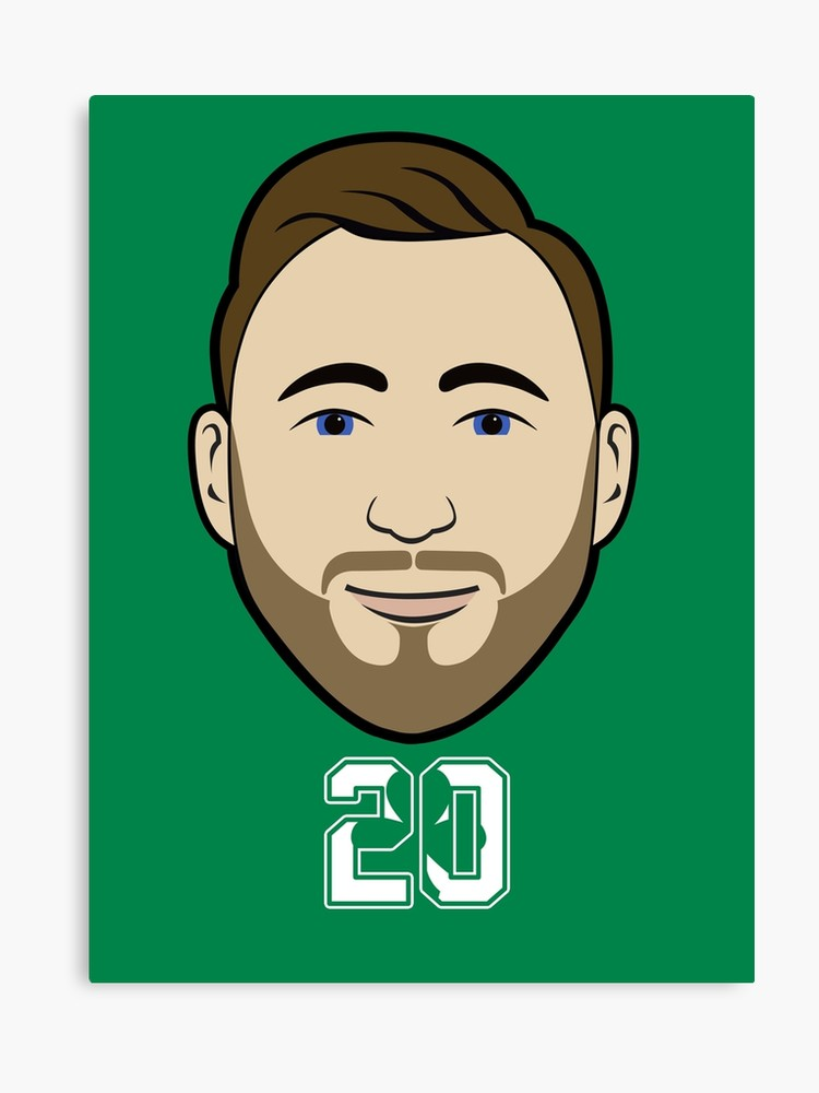 Gordon Hayward #20 Celtic.