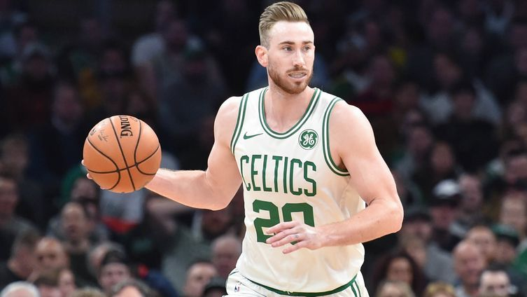 Celtics Injury Report: Gordon Hayward ruled out vs. Hornets.