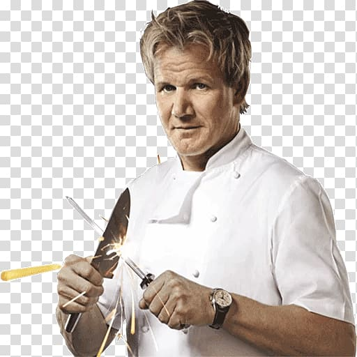 Gordon Ramsay MasterChef Cook Restaurant, others transparent.