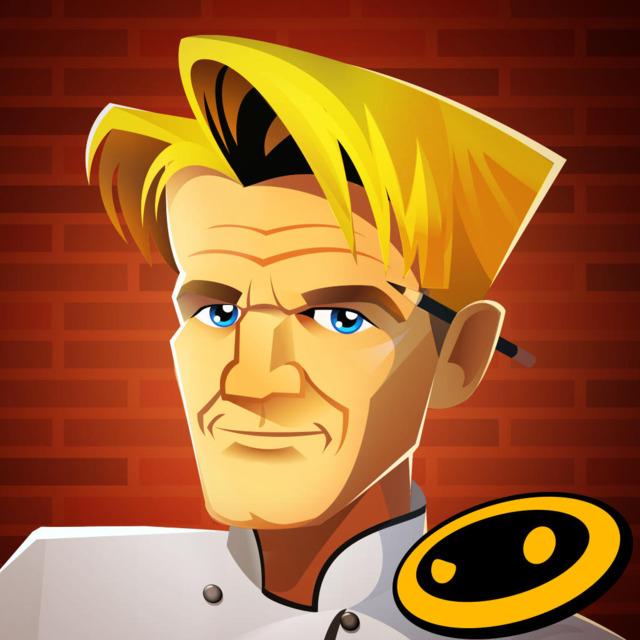 Gordon Ramsay DASH (Game).