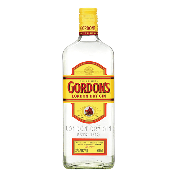 GORDON'S London Dry Gin.