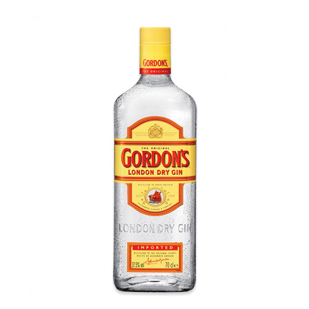 GORDON'S DRY GIN 70CL/37.5%.