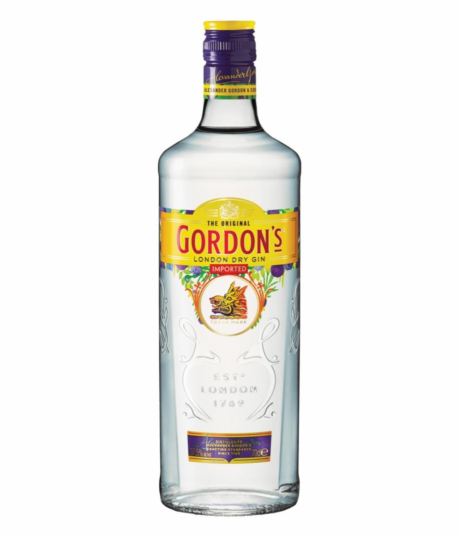Gordons London Dry Gin 1l.