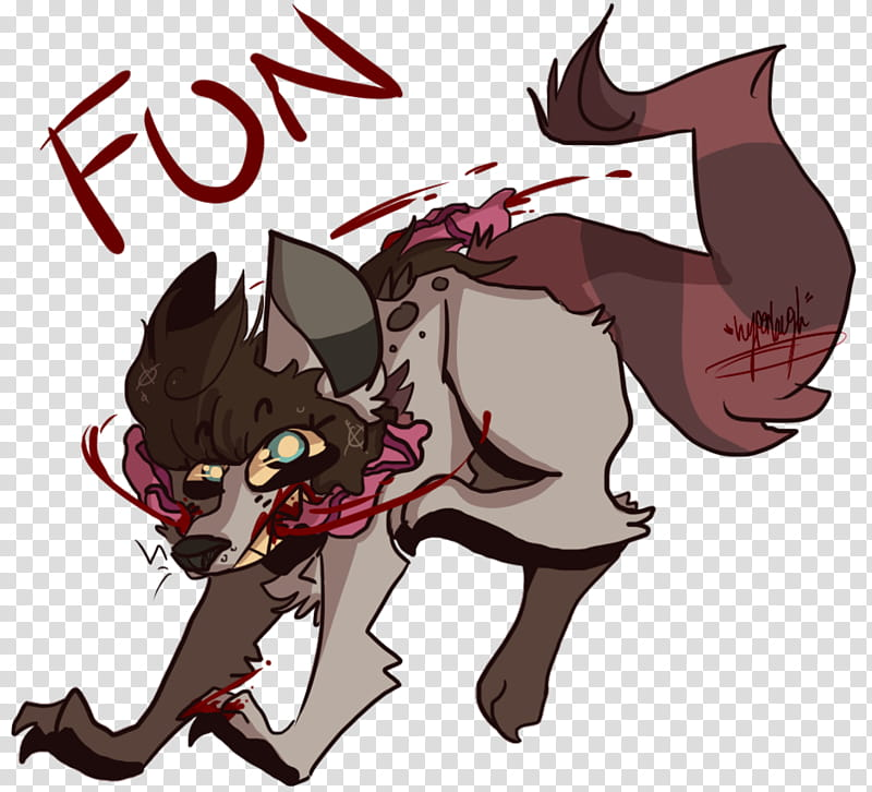 FUN {Gore Warning} transparent background PNG clipart.