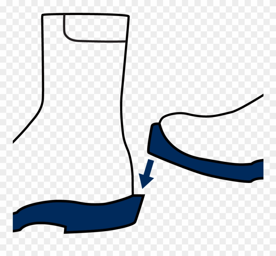Gore Tex Waterproof Boots Clipart (#2574643).