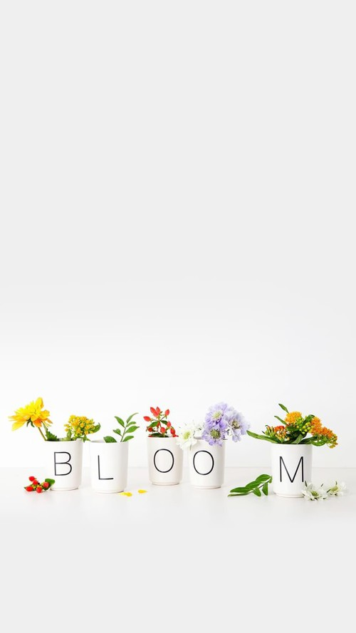Gorgeous bloom clipart #18