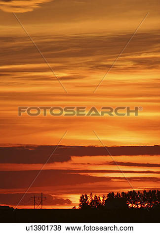 Pictures of saskatchewan, prairie, southern, scenic, sunset.