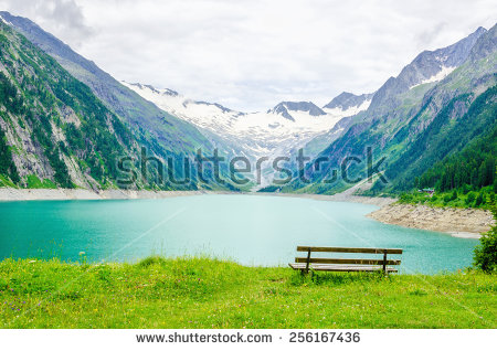 Beautiful View Stock Images, Royalty.