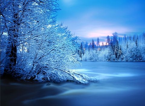 Winter Pics, Winter Wallpapers for PC, HVGA 3:2, TK.P.727 Wallpapers.
