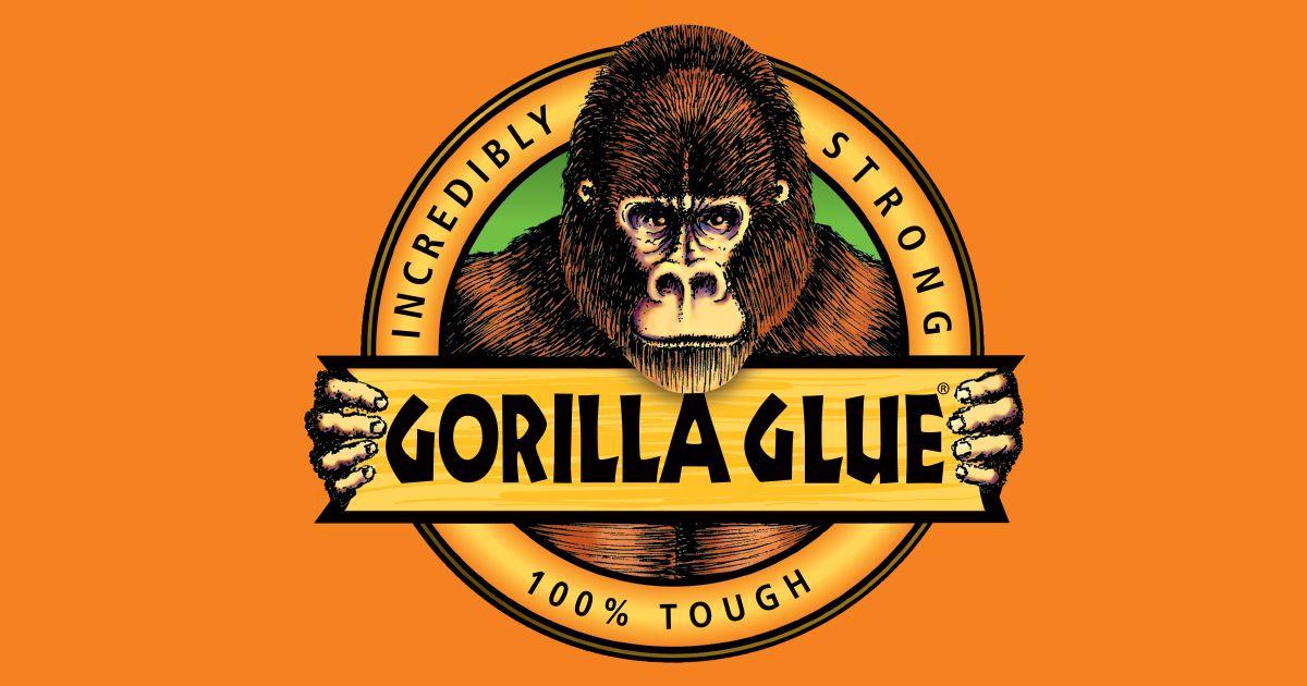 Gorilla Glue Logo by Adelyn Kovacek.
