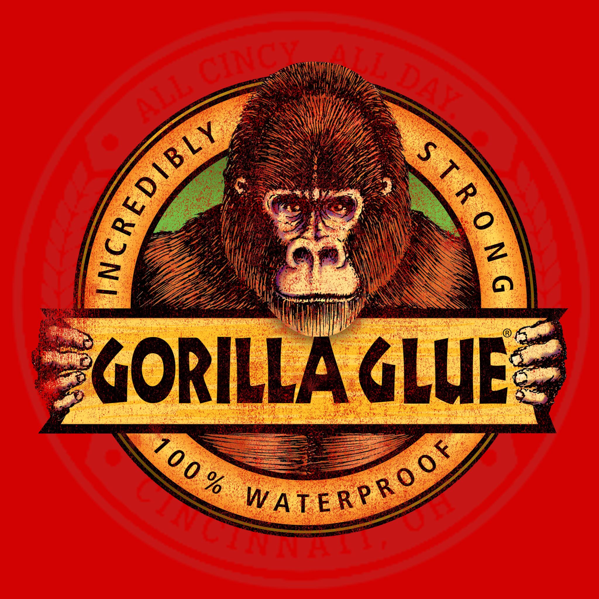 Gorilla Glue Full Color Logo.
