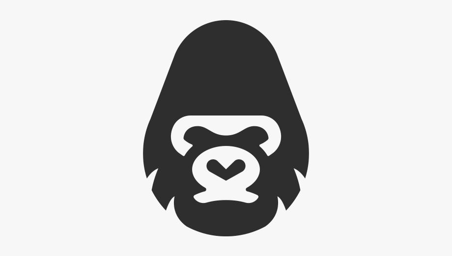 Gorilla Clipart Gorilla Head.