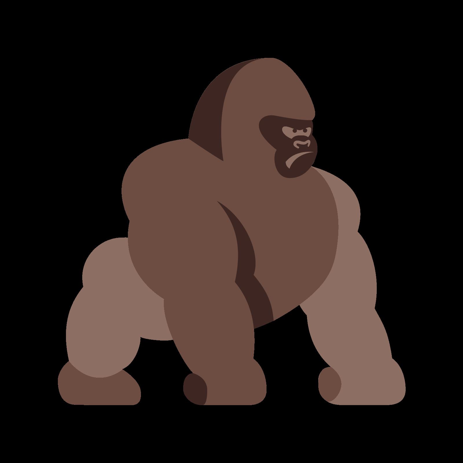 Gorilla Brainilis.