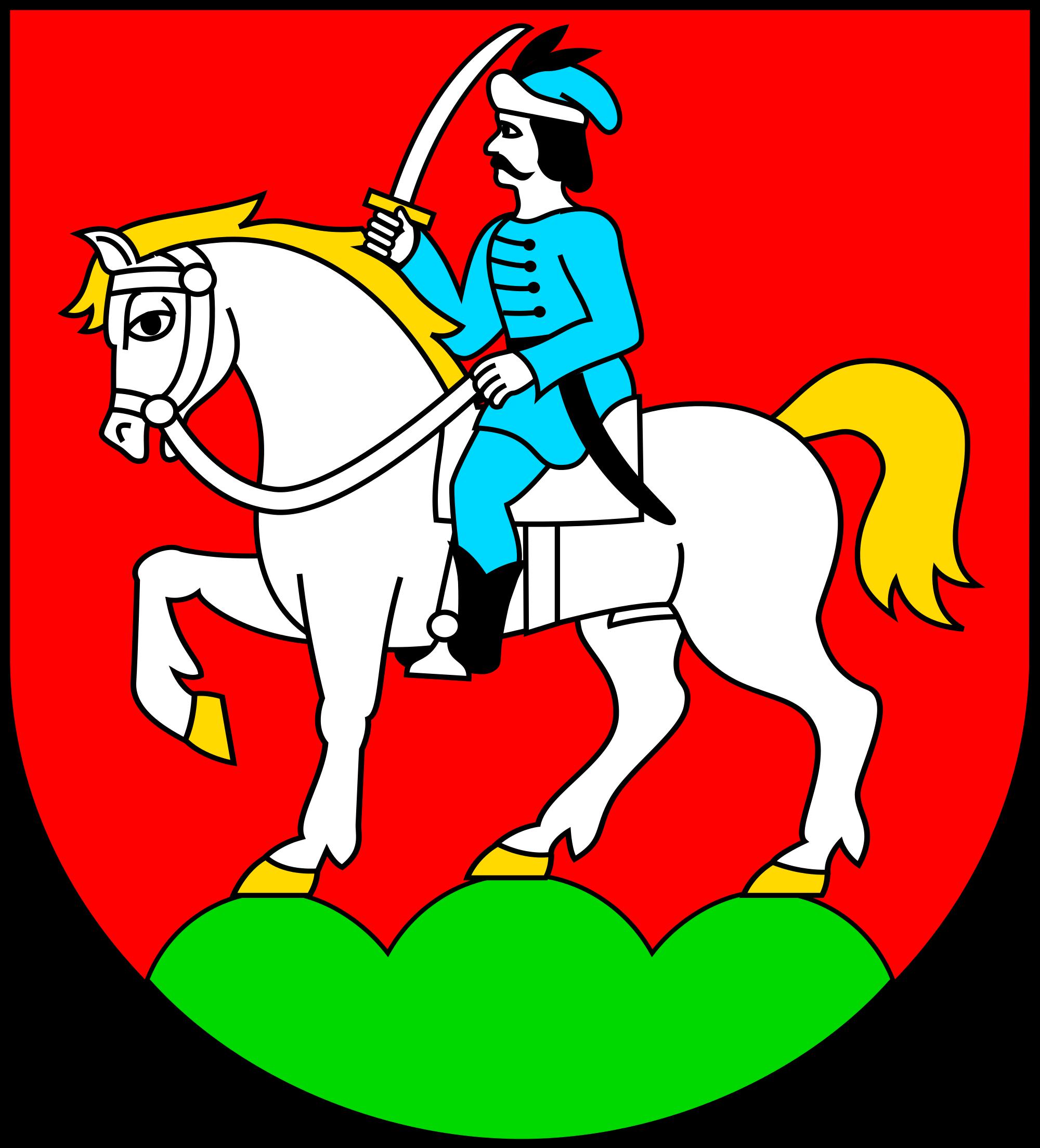File:POL gmina Węgierska Górka COA.svg.