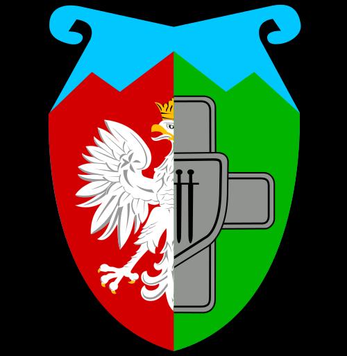 File:POL gmina Węgierska Górka COA old.svg.