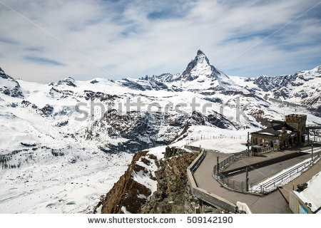 Gornergrat Stock Photos, Royalty.