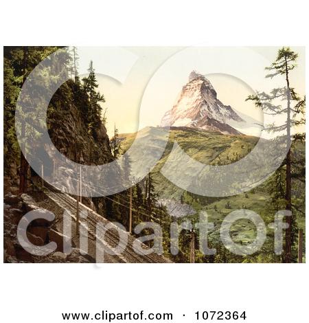 Matterhorn Mountain Photos #1.