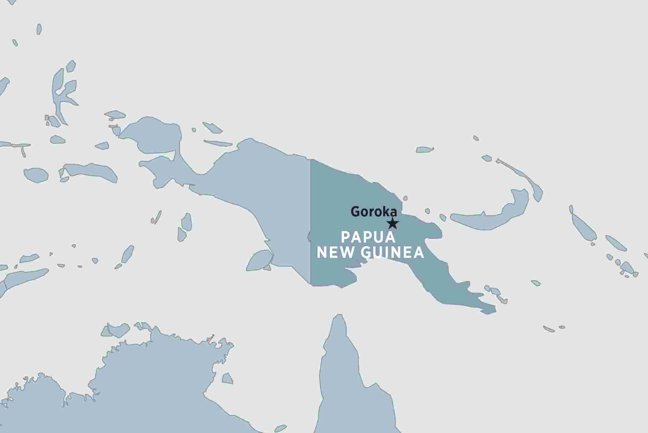 Goroka Show, Papua New Guinea.
