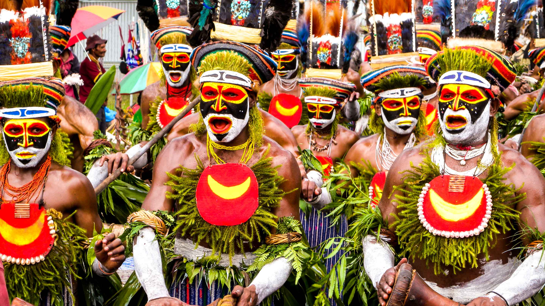 Papua New Guinea Adventure Tours.