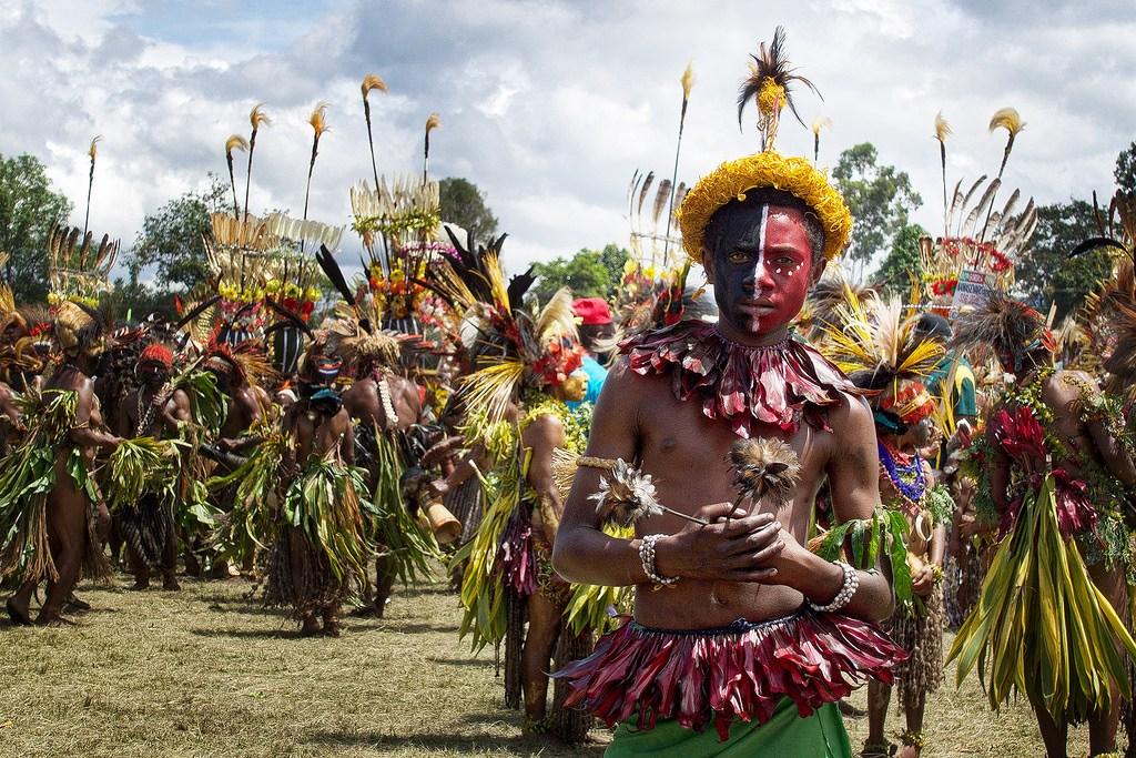 JK McCarthy Museum, Papua New Guinea 2019.