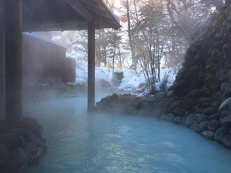 Japan, Winter.