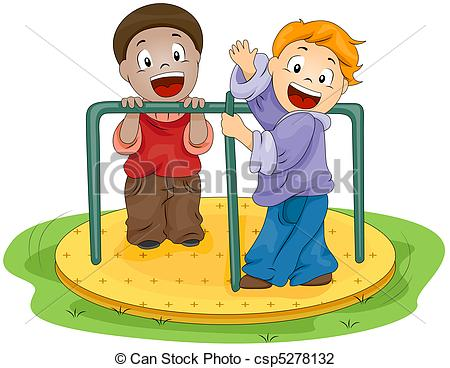 Playground merry go round Illustrations and Clip Art. 121.