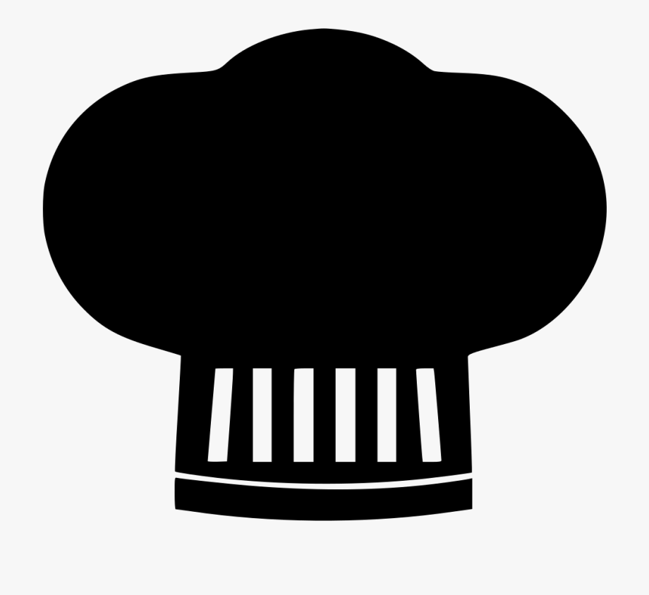 Cook Vector Chef Hat.