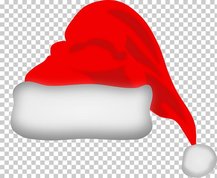 Santa Claus Santa suit Hat , Santa Cap PNG clipart.
