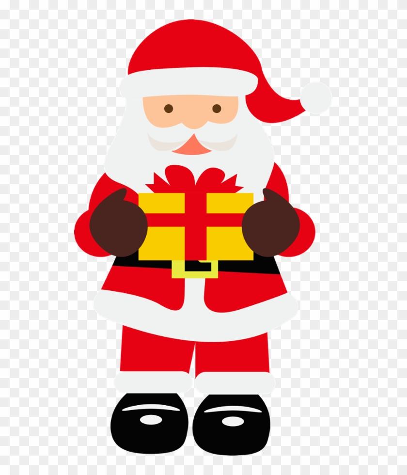 Papai Noel Minus Clipart , Png Download.