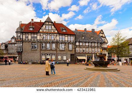 Goslar Stock Photos, Royalty.