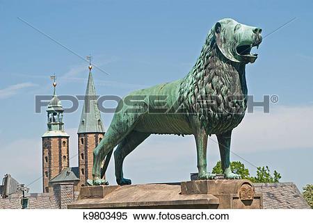Stock Image of Goslar k9803495.