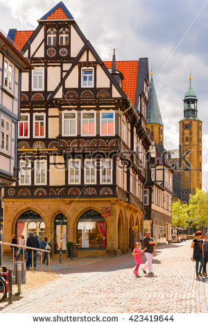 Goslar Stock Photos, Royalty.