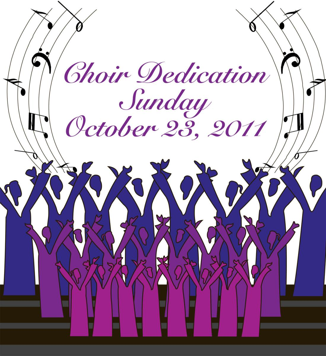 Gospel Choir Clipart Free.