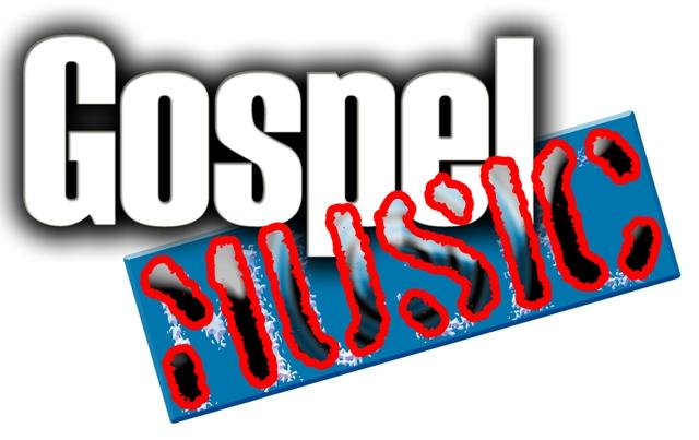 Gospel Music Concert Clipart.