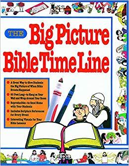 The Big Picture Bible Timeline (Big Books): Gospel Light.