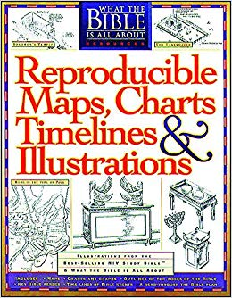 Reproducible Maps, Charts, Timelines and Illustrations.
