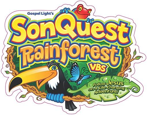SonQuest Rainforest Iron.